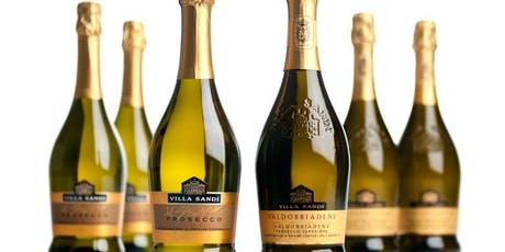 Prosecco Masterclass Presented by Flávio Geretto of Villa Sandi tickets