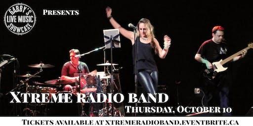 Xtreme Radio Band - Gabby's Live Music Showcase