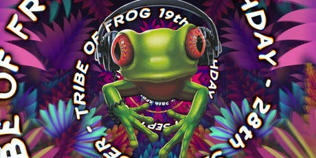 TRiBE of FRoG ☆ 19th Birthday tickets
