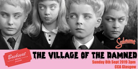 The Village of the Damned Film Screening tickets