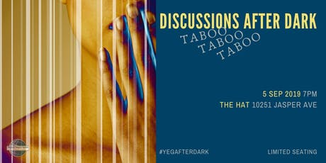 Discussions After Dark tickets