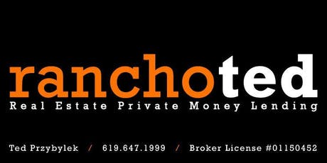 Tacos & Refreshments with RanchoTed: Hard Money is not Hard tickets