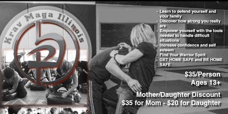 Women's Self Defense/Empowerment Seminar tickets