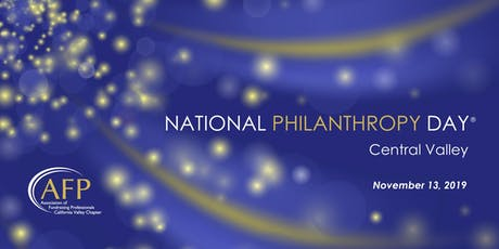 2019 National Philanthropy Day - California Valley Chapter tickets