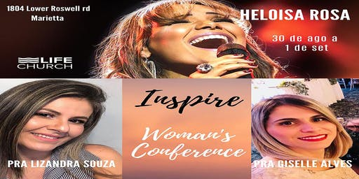 Inspire Woman's Conference