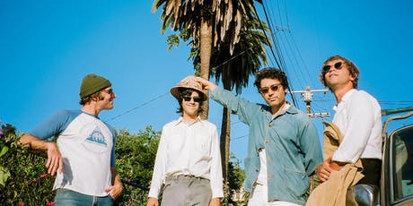 Allah-Las w/ Mapache & Tim Hill at Ace of Cups tickets