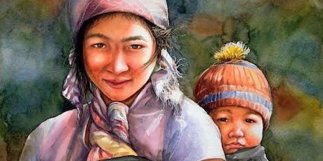 Mastering Watercolour Workshop: Expressivbe Portraiture & Figures - Toronto tickets