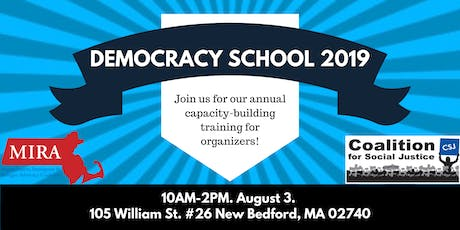 Democracy School: Southeastern Mass. tickets