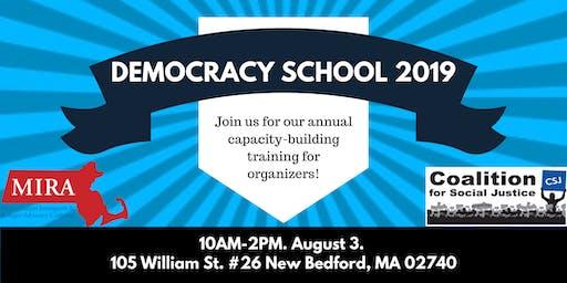 Democracy School: Southeastern Mass.