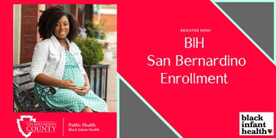 Prenatal Support Open Enrollment - Black Infant Health Program