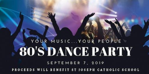 80's Dance Party