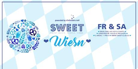 Sweet Wiesn 2019 | Tisch gewinnen! Tickets