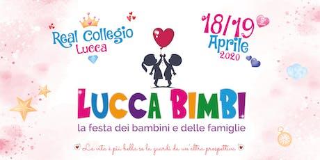 Lucca Bimbi - La Festa dei Bambini e delle Famiglie biglietti