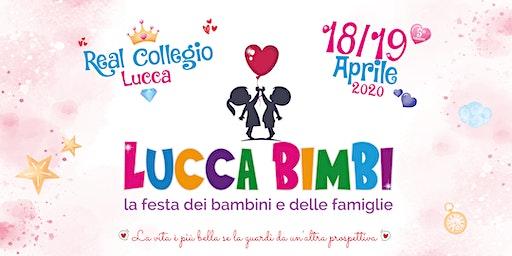 Lucca Bimbi - La Festa dei Bambini e delle Famiglie