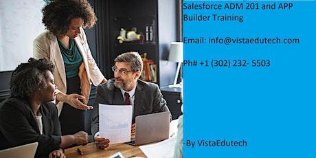 Salesforce ADM 201 Certification Training in Cumberland, MD tickets