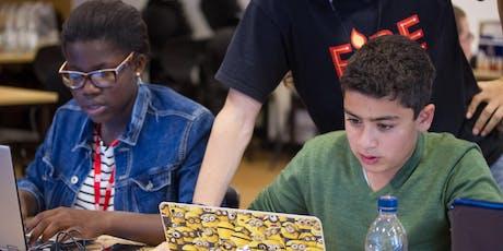 Fire Tech Teens Python Coding Summer Camp Tickets, Mon 29
