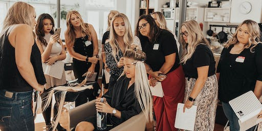 Harlow Hair Extensions Education - St. Augustine, FL