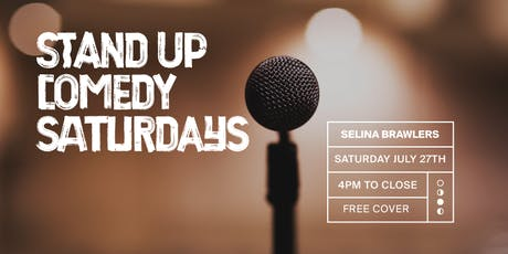 Stand Up Comedy Saturdays tickets