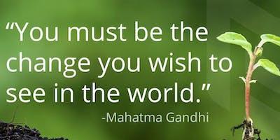 Kundalini Yoga 'Be the Change' - Sundays (shorter class)
