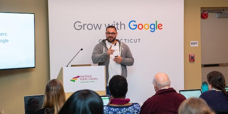 Grow with Google and Downtown Framingham tickets