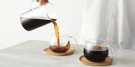 Blue Bottle Coffee Lab: Palate Development — Logan Circle  tickets