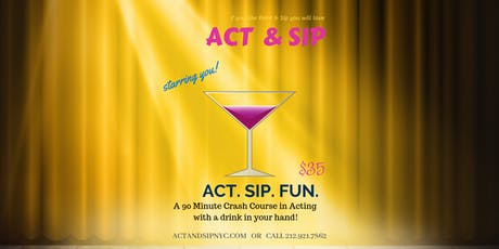 BYOB Act and Sip tickets