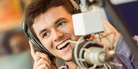 Seminar: Getting Paid to Talk—An Introduction to Voice Over DC Location tickets