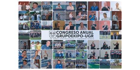 Congreso GrupoEkipo - UGR - 20 AÑOS entradas