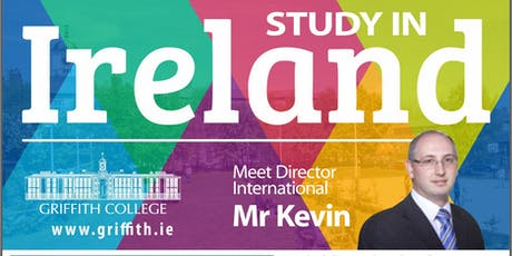 Study in Ireland - Meet the Team tickets