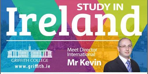 Study in Ireland - Meet the Team