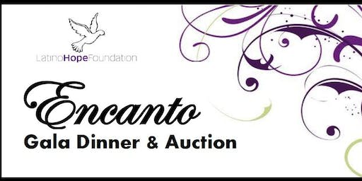 Latino Hope Foundation Encanto Gala Dinner and Silent Auction