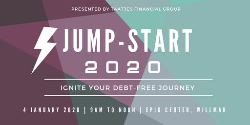 JUMP-START 2020 | IGNITE YOUR DEBT-FREE JOURNEY