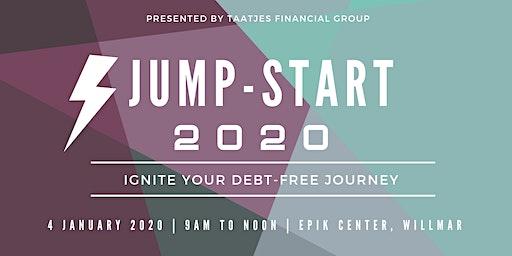 JUMP-START 2020 | IGNITE YOUR DEBT-FREE JOURNEY