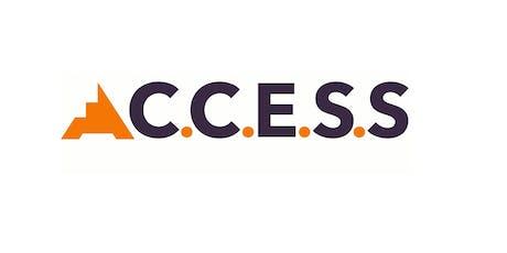 ACCESS 3 on 3 Basketball Tournament and Career Fair tickets