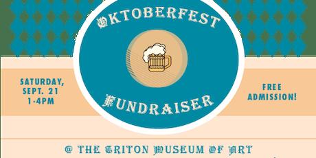 Oktoberfest 2019 @ the Triton Museum tickets