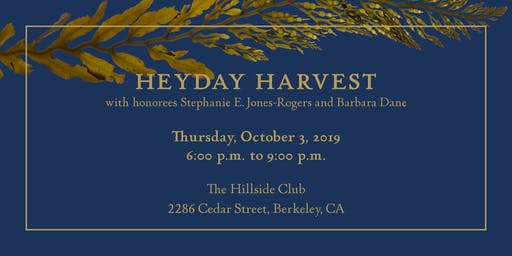Heyday Harvest: Celebrating 45 Years of Publishing