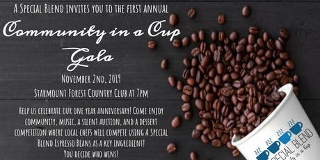 Community in a Cup Gala tickets