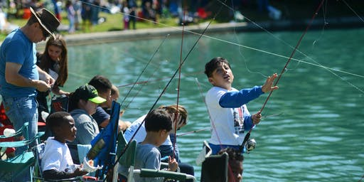 Teach A Kid to Fish- Free Event