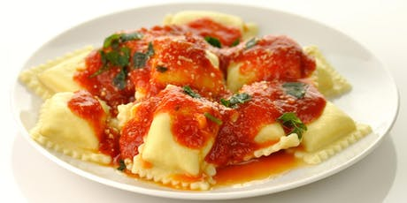 Kid's Kitchen: Raviolis & Cannolis tickets