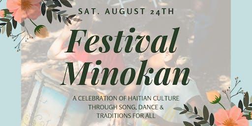 Festival Minokan: Haitian Culture Celebration