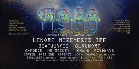 Gaia Rising tickets