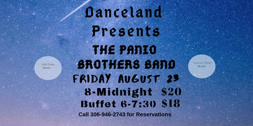 The Panio Brothers Band