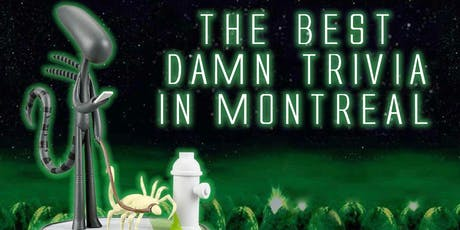 The Best Damn Trivia in Montreal - at MindfulBar tickets