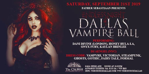 ENDLESS NIGHT: Dallas Vampire Ball