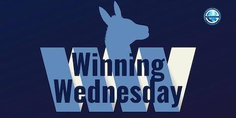 Meet GCC Teams @ WNDC's Winning Wednesday! tickets