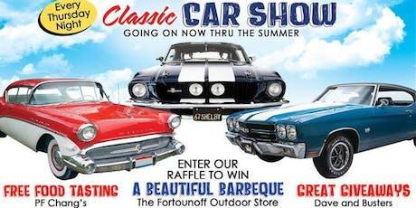 Classic Car Show tickets