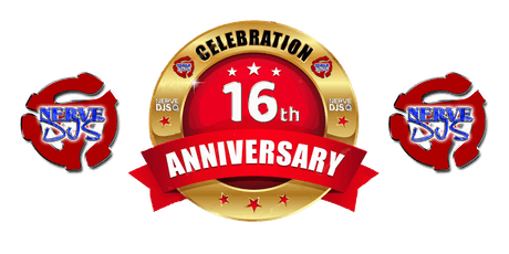 The NerveDJs 16th Anniversary Celebration Weekend tickets