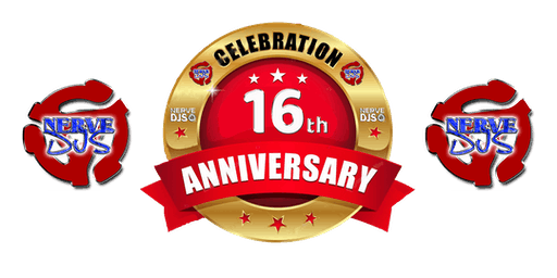 The NerveDJs 16th Anniversary Celebration Weekend