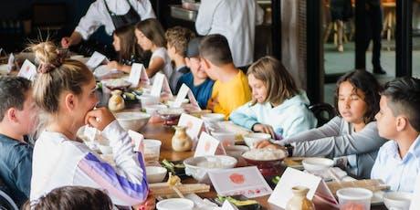 Searsucker's Junior Chef: Baking 101 tickets