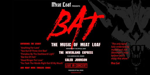 "Meat Loaf Presents:  ""BAT: The Greatest Hits of Meat Loaf"""